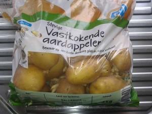 Aardappelparten uit de oven