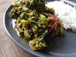 Snelle broccolischotel