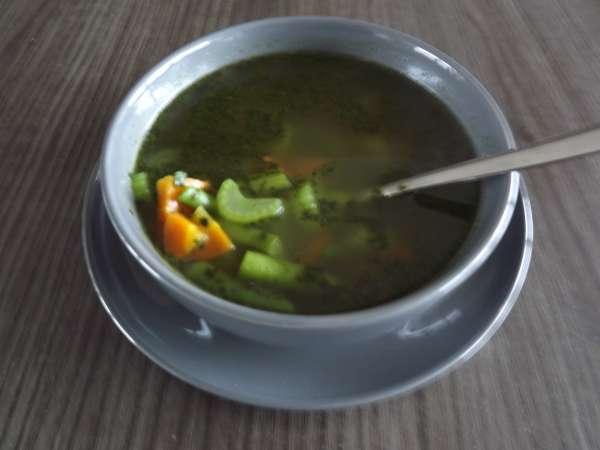 snelle groentesoep recept