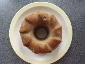Rabarbercake
