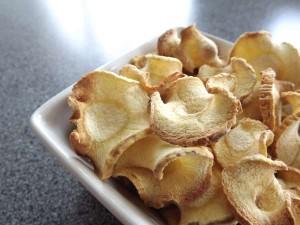 Chips van pastinaak (2)