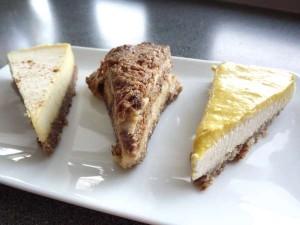 Rawsome taarten