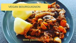 vegan bourguignon