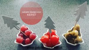 culinaire ideetjes voor kerst